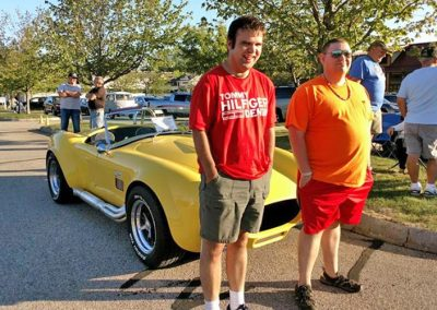 North Conway Classic Car Night